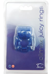 Climax Juicy Rings Blue (disc)