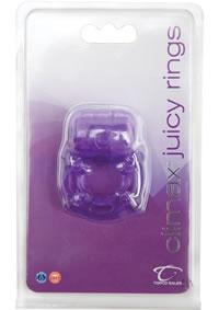 Climax Juicy Rings Purple