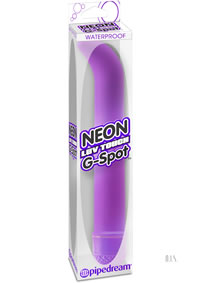 Neon Luv Touch G Spot Purple