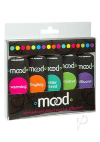 Mood Silicone 1oz 5 Pack