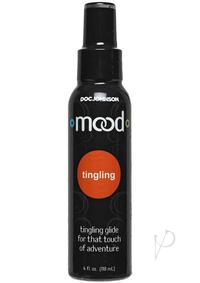 Mood Tingling Lube 4oz