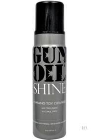 Gun Oil Shine Toy Cleaner 8oz (disc)