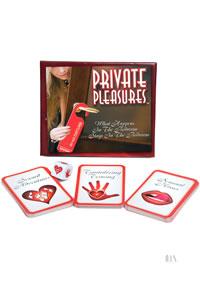 Private Pleasures
