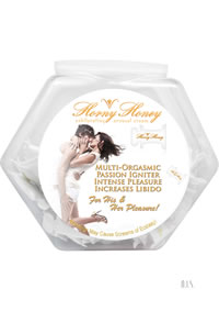 Horny Honey Pillow Packs 144/display
