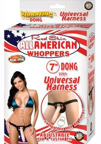 All American Whopper Vib 7 W/harness