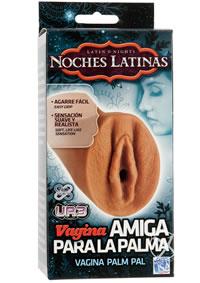 Noches Latinas Ur3 Vagina Para La Palma