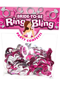 Bride To Be Confetti