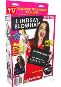 Lindsay Blowhand Doll