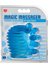 Magic Massager  attach Big Nubs/ridge
