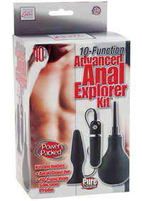 10 Function Advanced Anal Explorer Kit