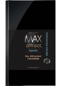 Max Attract Sex Cologne 1oz Boxed