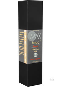 Max4men Head Oral Gel Berry 2.2oz