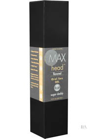 Max Head Oral Gel 2.2oz Sugar Daddy