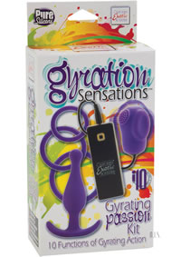 Gyration Sensation Passion Kit (disc)