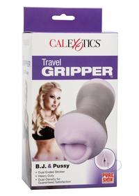 Travel Gripper Bj And Pussy