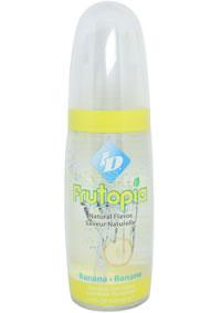 Id Frutopia Natural 3.4 Oz Banana