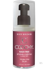 Coochy Blush Pump Bottle 4oz (disc)