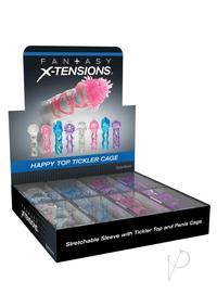 Happy Top Tickler Cage 8/display