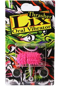 Lix Thrasher Glow In The Dark Pink