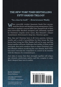 Fifty Shades Freed Book 3