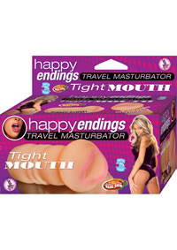 Happy Ending Travel Tight Mouth Flesh