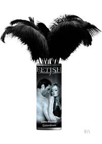 Ffle Love Plumes Black 12 Pc