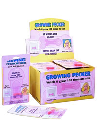 Grow A Pecker - Individual(disc)