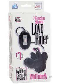 Love Rider Wild Butterfly Black