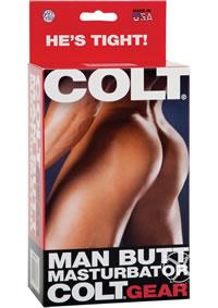 Colt Manbutt Masturbator