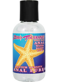 Anal Lube Water Based 2 Oz