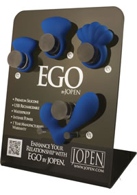 Ego Display (3 Pkg Set 1 Bulk Set)