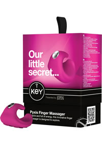 Key Pyxis Raspberry Pink