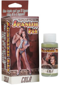 Spanish Fly 1oz Cola