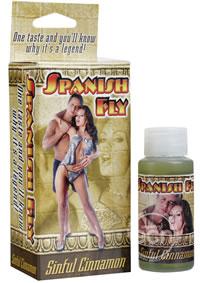 Spanish Fly 1oz Cinnamon