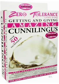 Intro To Cunnilingus Kit (disc)