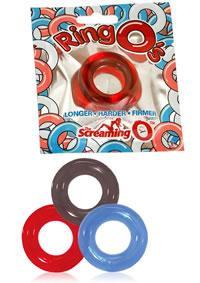 Ring O Candy Bowl 36/display