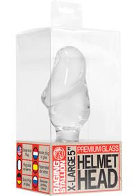 Helmet Head X Large Clear