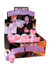 Boobie Super Soothers 24/disp (disc)