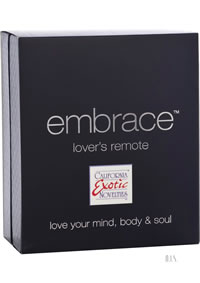 Embrace Lovers Remote Purple