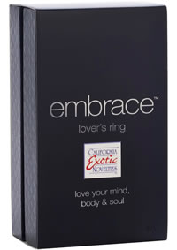 Embrace Lovers Ring Pink
