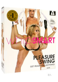 Pleasure Swing White