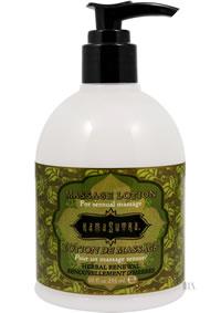 Massage Lotion Herbal Renewal