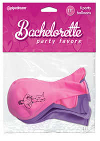 Bp 11in Balloons 8pk