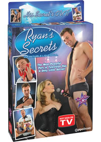 Ryans Secrets Love Doll(disc)