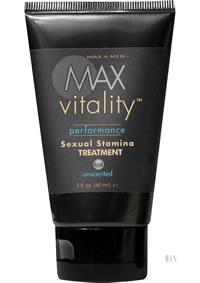 Max Vitaliter Stamina Treatment 2oz