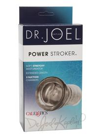 Dr Joel Kaplan Power Stroker Clear