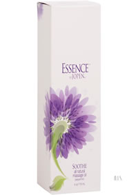 Essence Sooth Massage Oil Peppermint 4oz