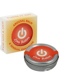 Love Button Arousal Balm 30/disp