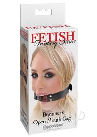 Ff Beginner Open Mouth Gag
