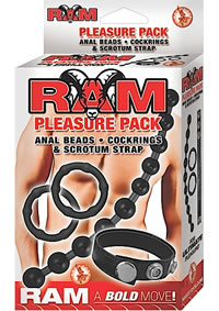 Ram Pleasure Pack Black